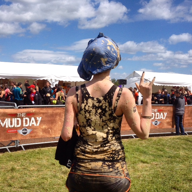 Mud Day après