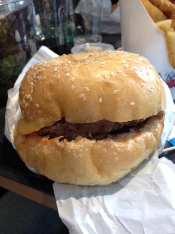 Burger King marcel