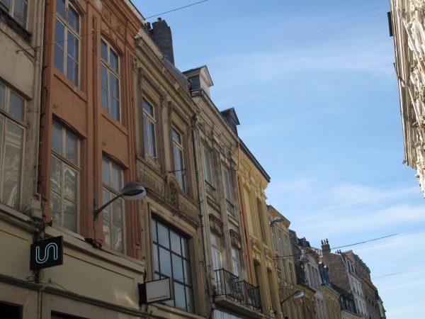 Rues de Lille