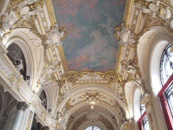Plafond Opéra de Lille