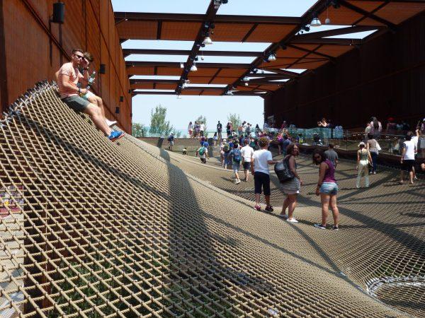 Filet Brésil Exposition Milano 2015
