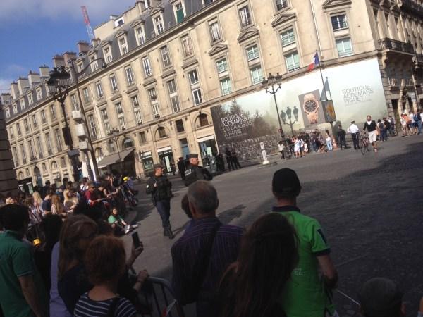 Rue Royale 14 juillet