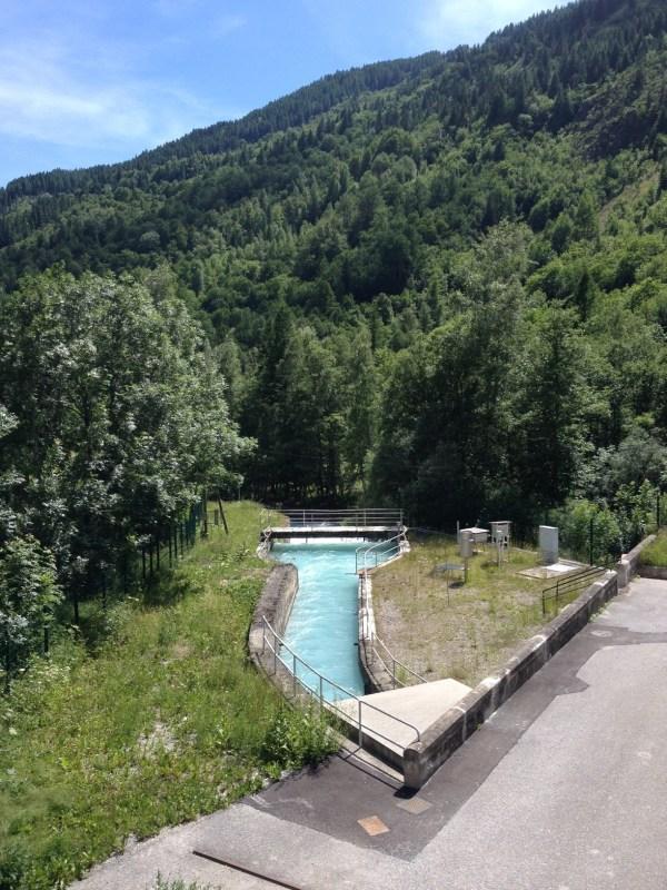 musée hydroélectrique des Claux Pelvoux