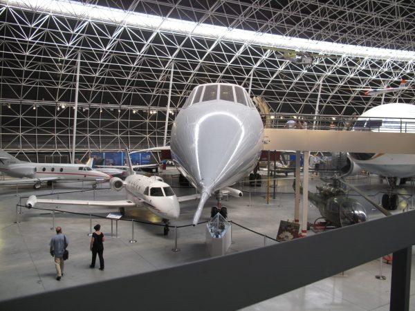 Musée Aeroscopia Concorde