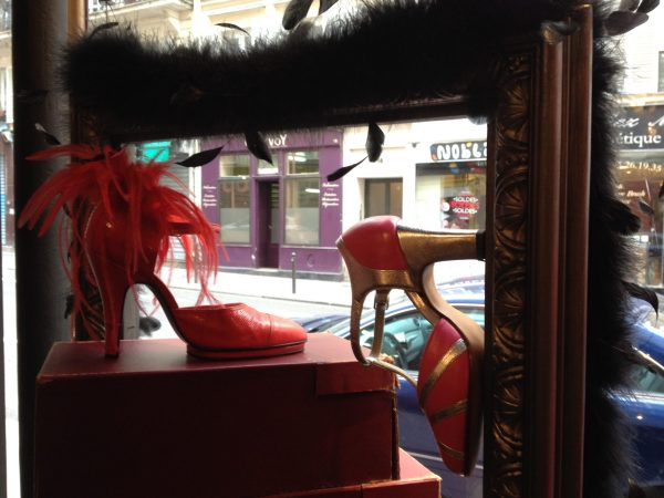 Chaussures Moulin Rouge