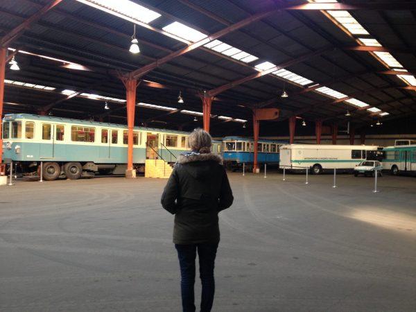 Visite Journées du Patrimoine RATP