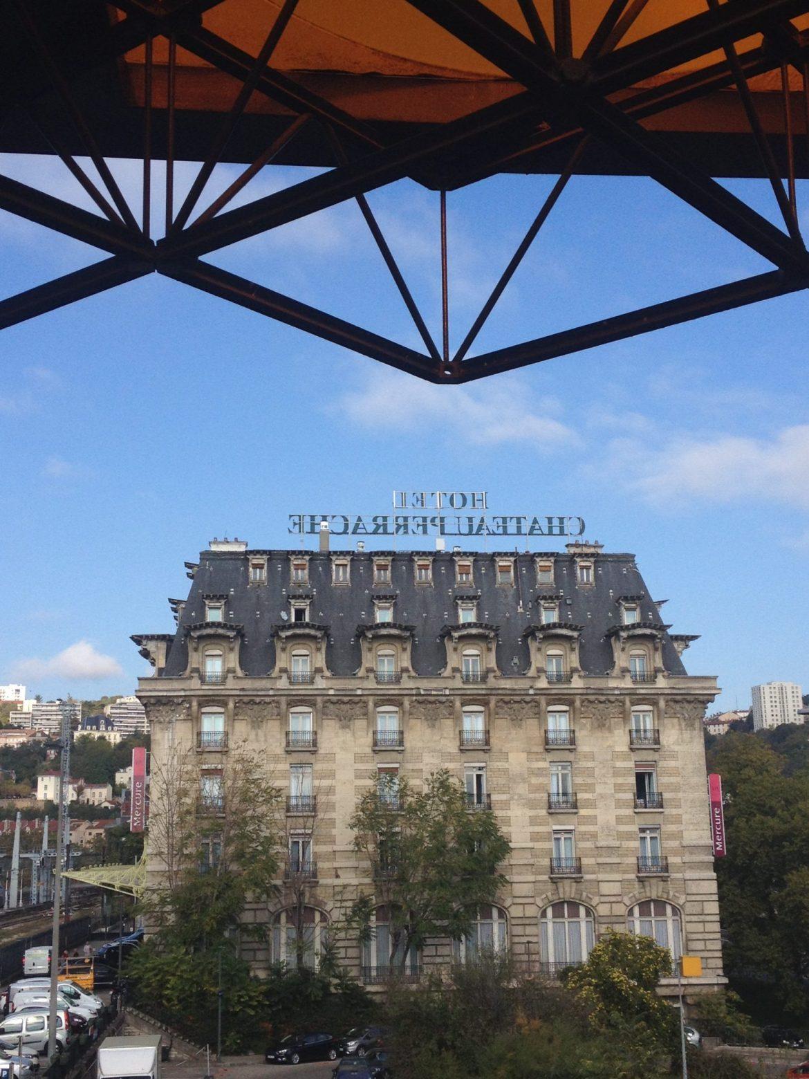 Hôtel Mercure Lyon Perrache