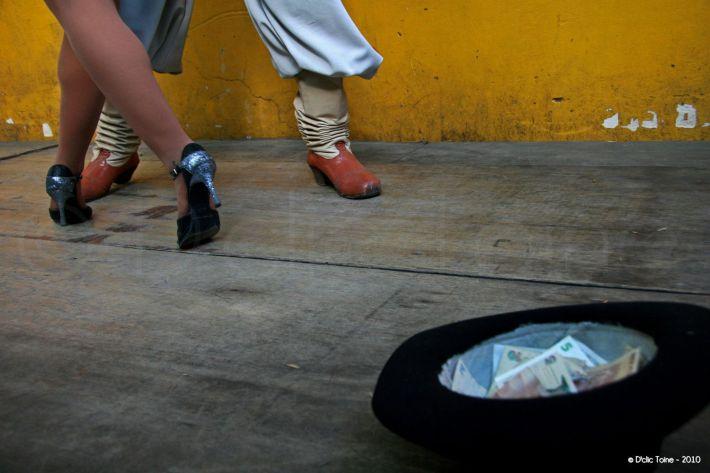 Danse Tango Argentine