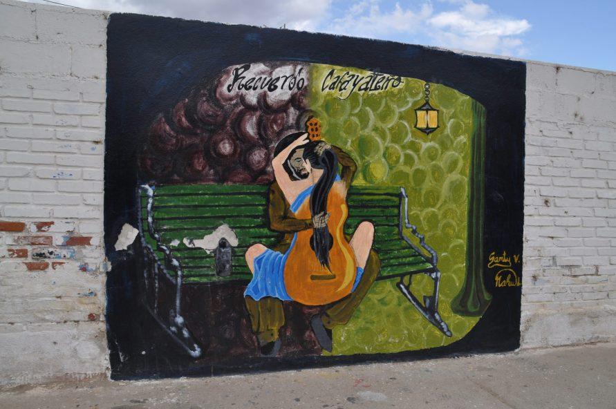 Cafayate street art
