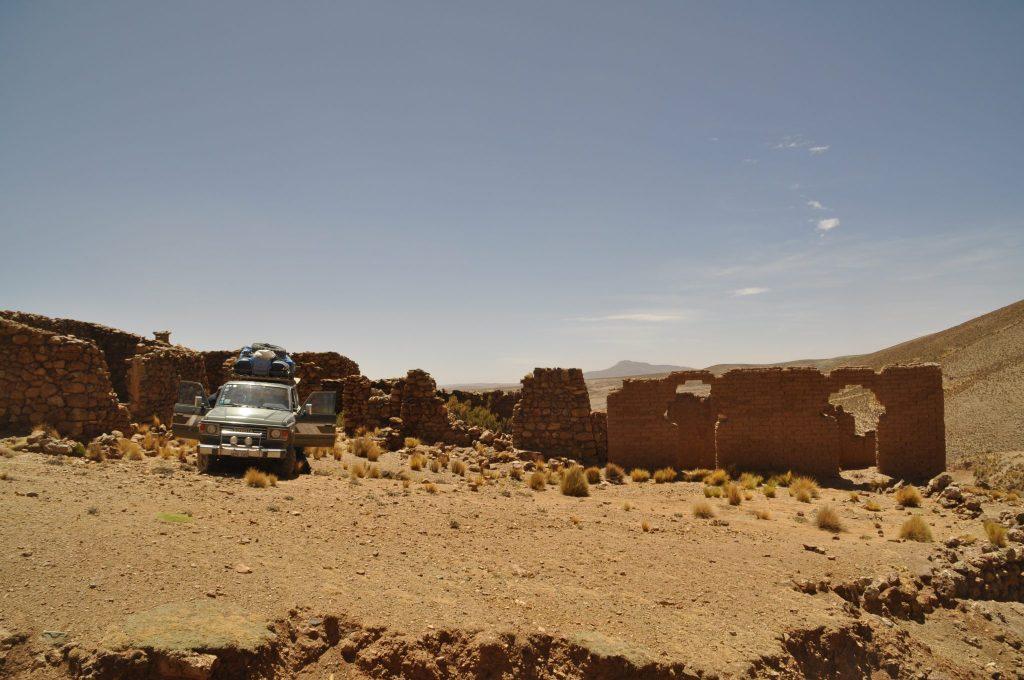 Tour Sud Lipez Bolivie