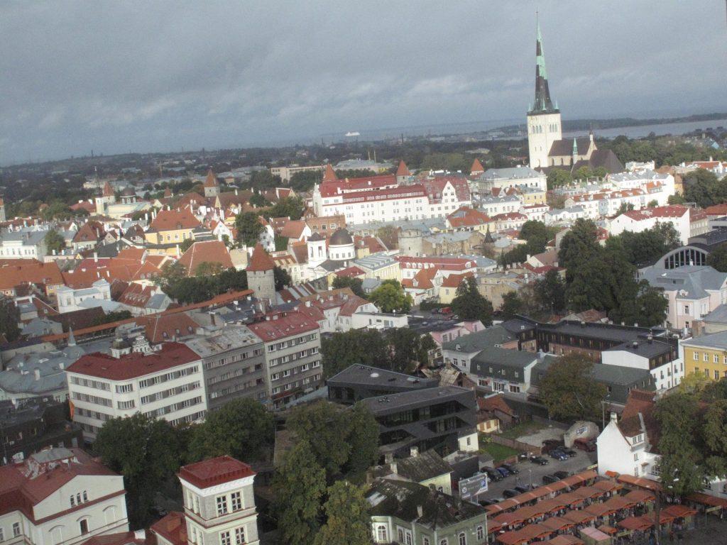 Week-end à Tallinn