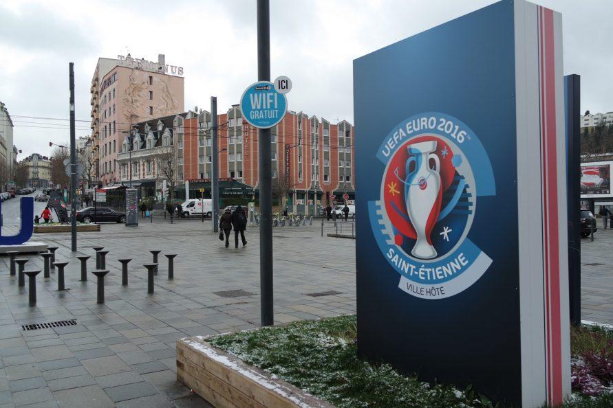 Saint Etienne Euros 2016