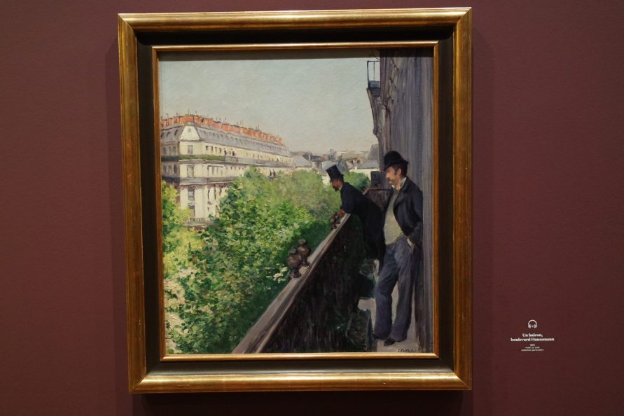 Expo Caillebotte Giverny