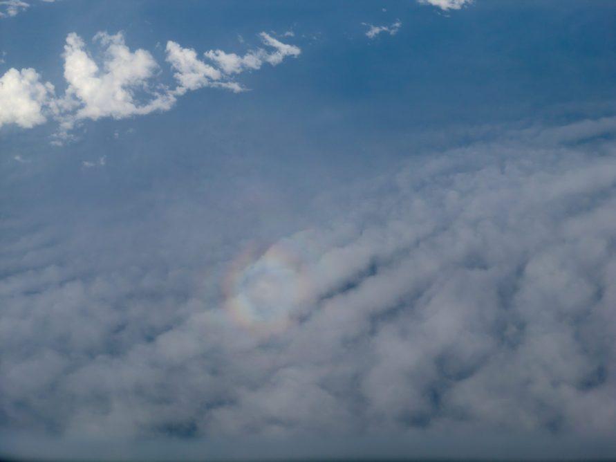 Vue aérienne Santa Cruz