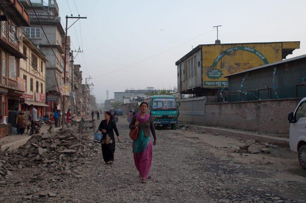 Tremblement de terre Népal
