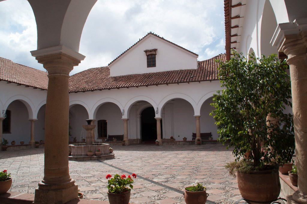 Maisons coloniales Sucre