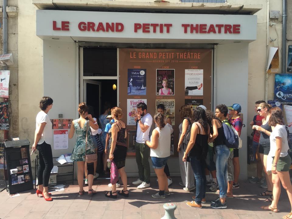 i.mPro Grand Petit théâtre Avignon