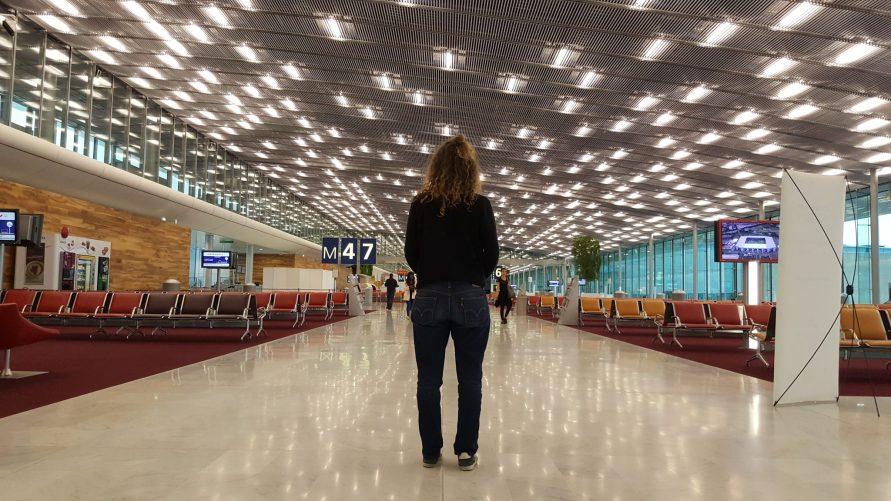 Yoga Aéroport Roissy Charles de Gaulle