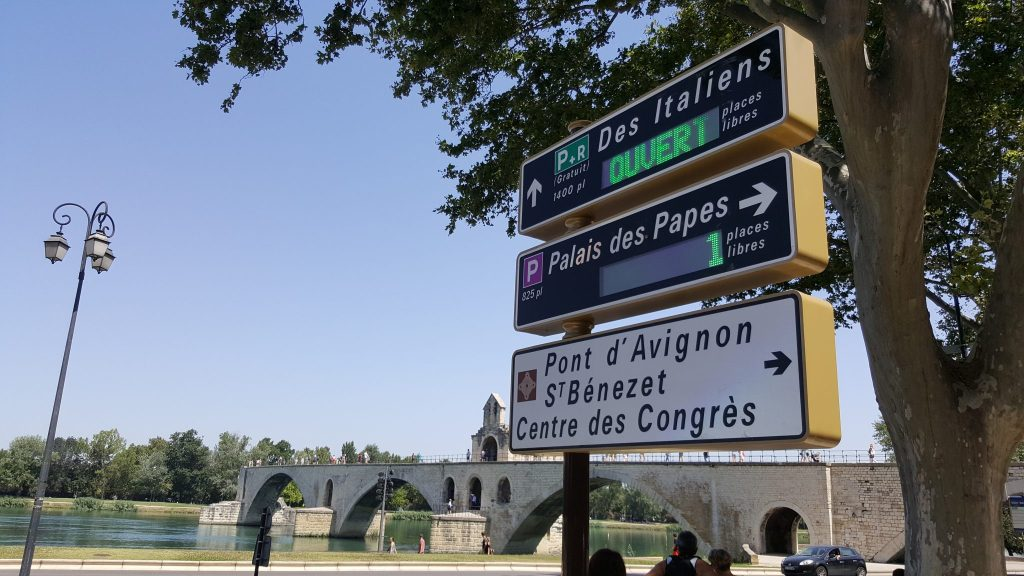 Pont d'Avignon festival Off