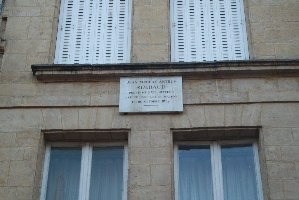 Maison Arthur Rimbaud Ardennes