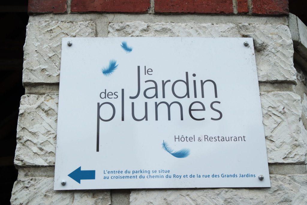 Le Jardin des Plumes Giverny
