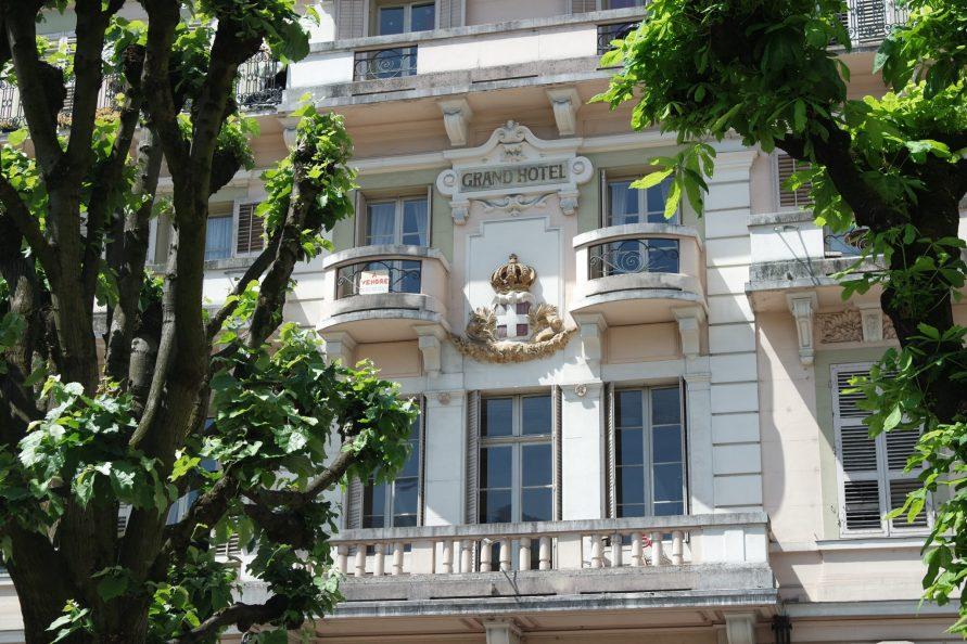 Grand Hotel Aix les Bains