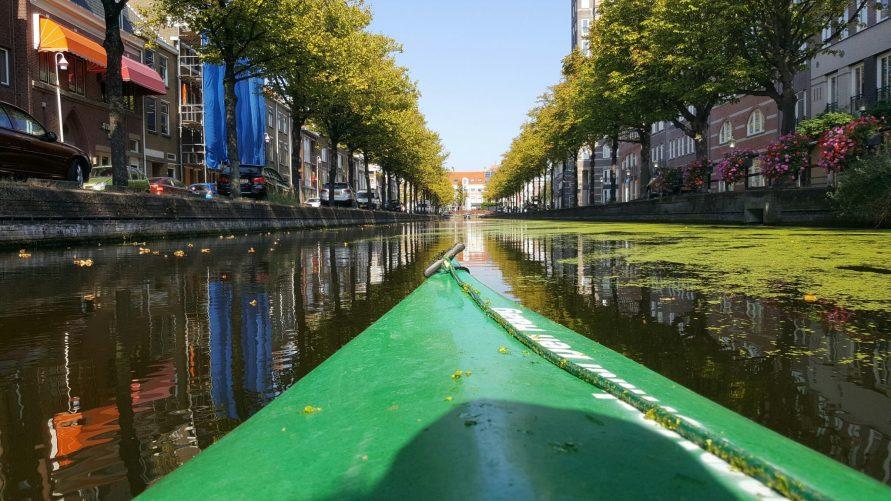 Séjour sportif à la Haye Canoë