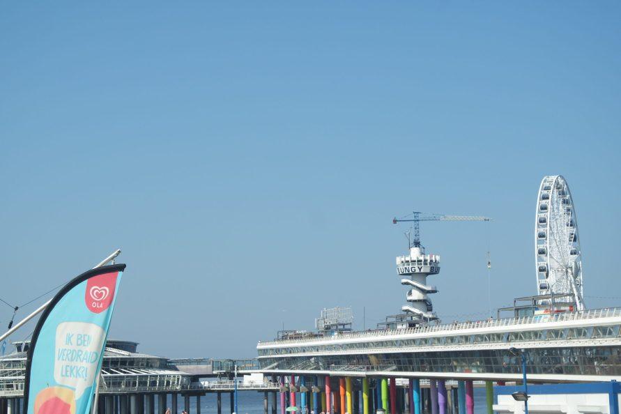 Séjour sportif à la Haye The Pier