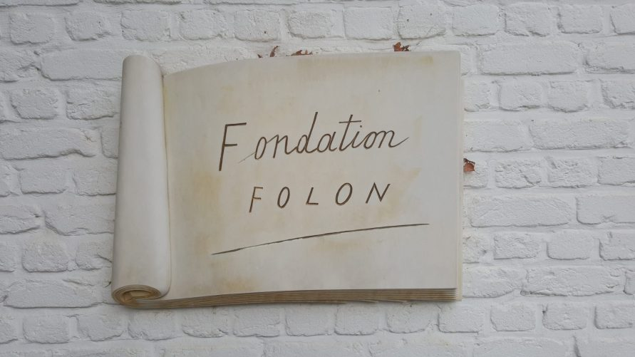 Fondation Folon Bruxelles art