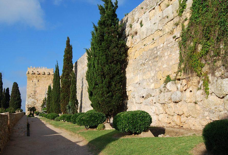 Murailles romaines Tarragone