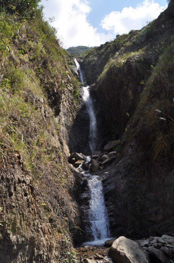 cascade trek du salkantay