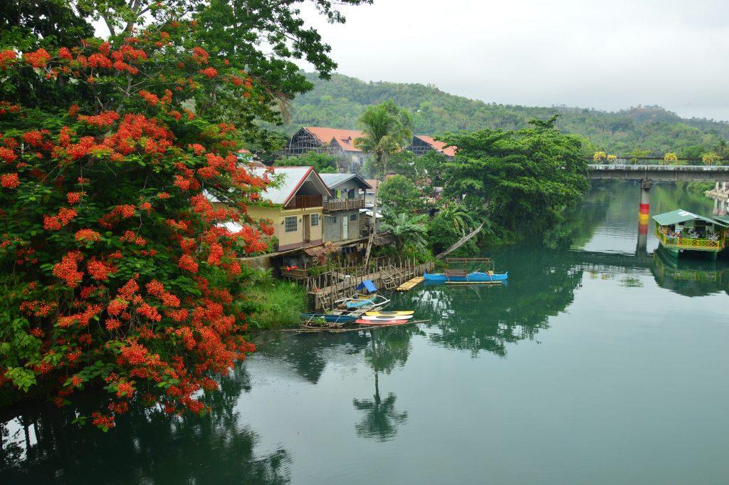 Bohol - Loboc