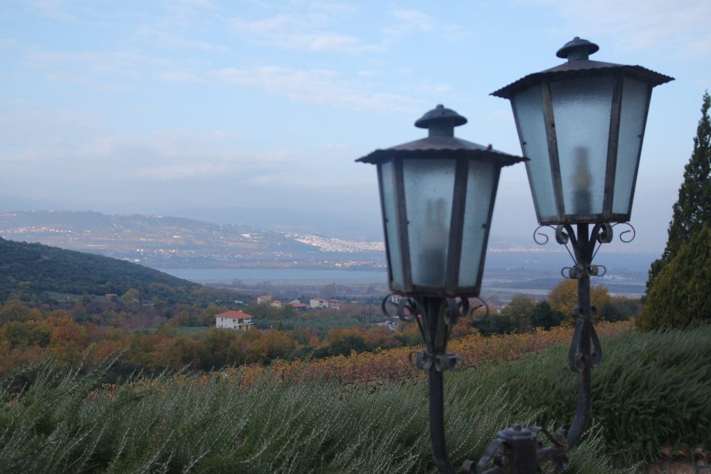 Paysage Macédoine centrale