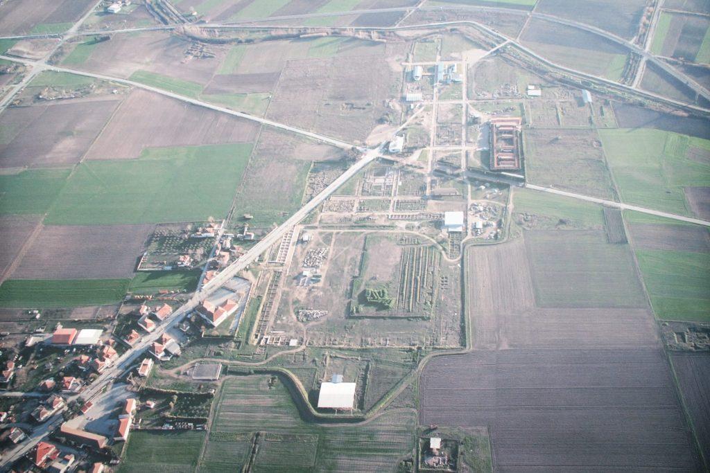 Site archéologique Pella