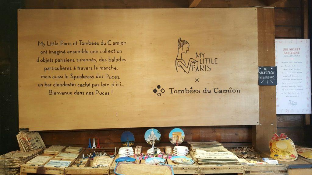 Stand Tombées du Camion Saint Ouen