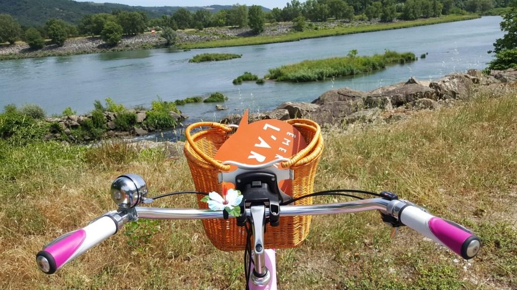 Activités insolites d'Ardèche balade en vélo