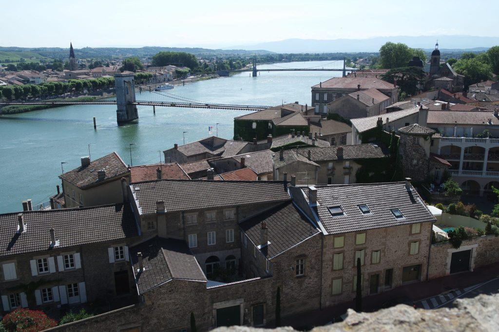 Balade dans Tournon sur Rhône