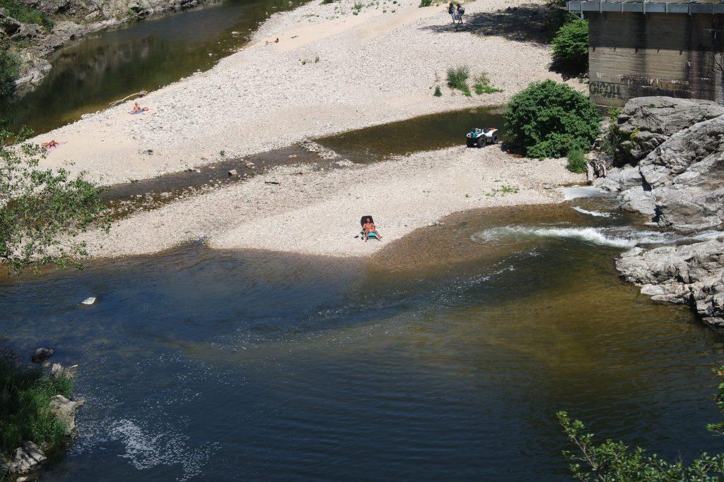 Activités insolites Ardèche paysages