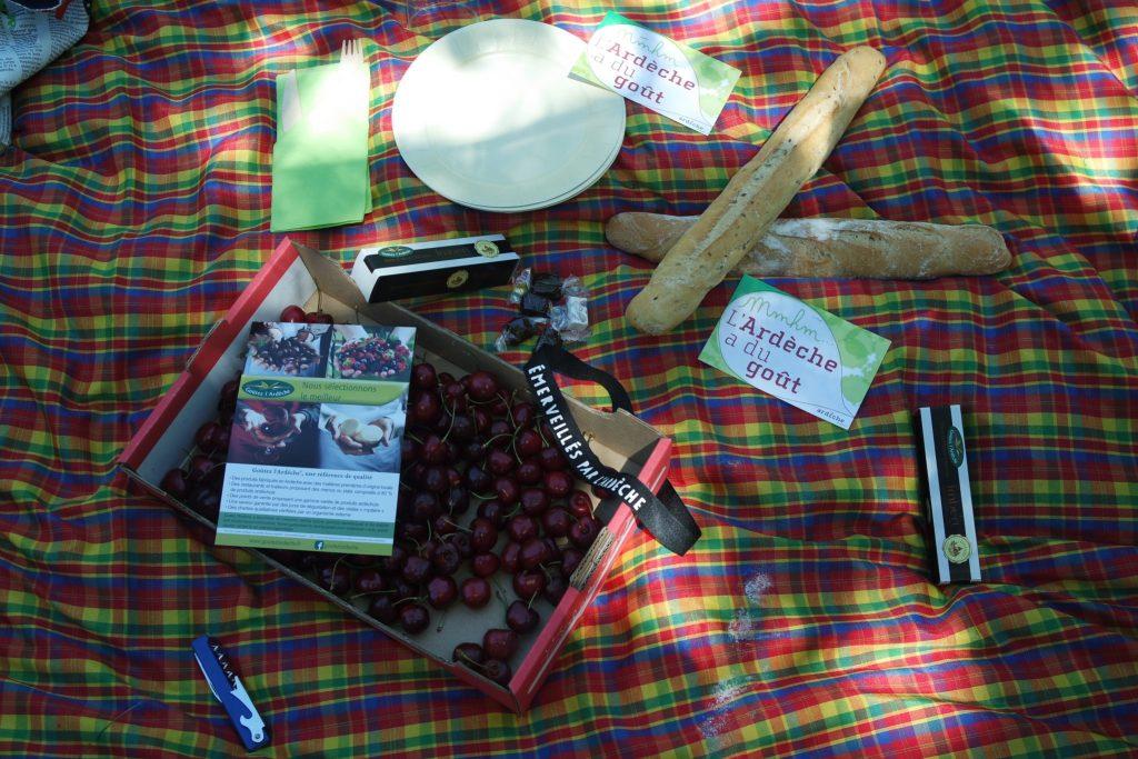 Activités insolites Ardèche pique nique