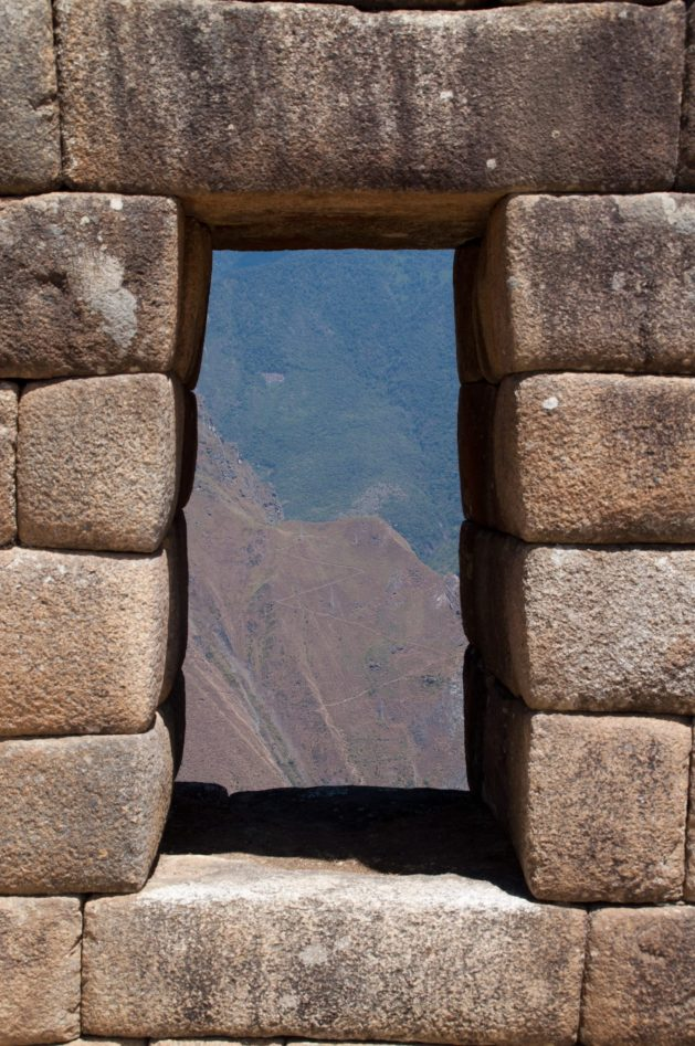 Temples Machu Picchu