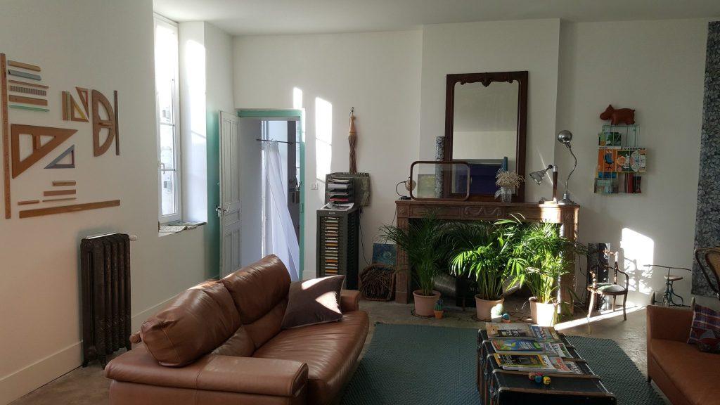 Salon maison d'Ambronay