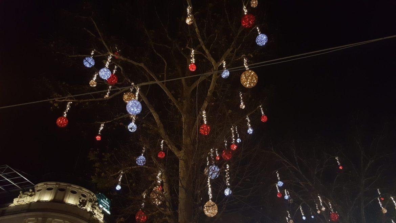 Budapest en hiver illuminations