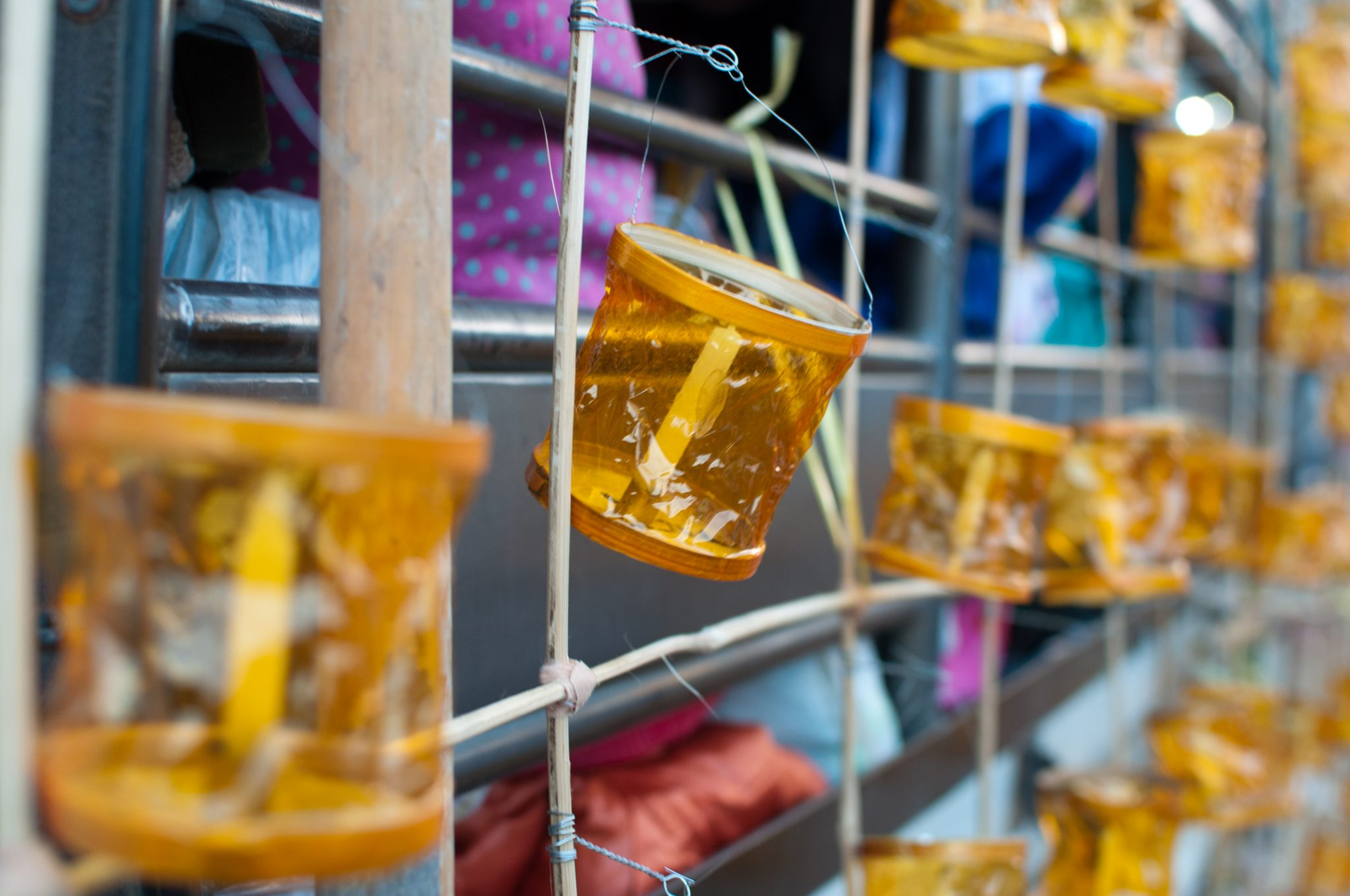 Taunggyi festival de montgolfières
