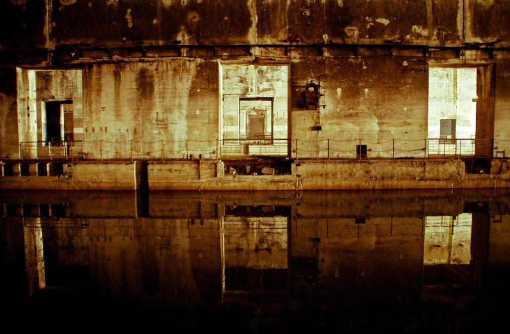 Base sous-marine Bordeaux
