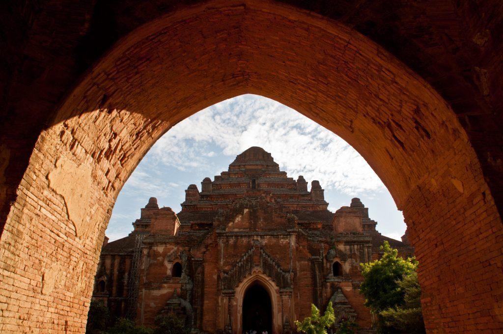 Visiter temple Bagan