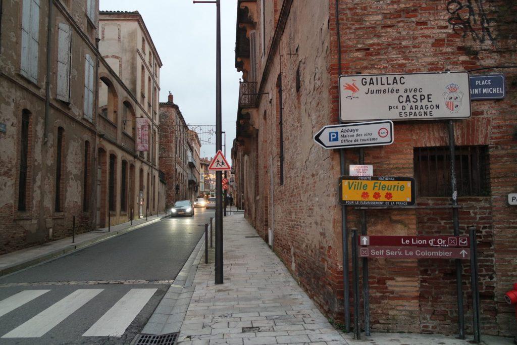 Ville de Gaillac