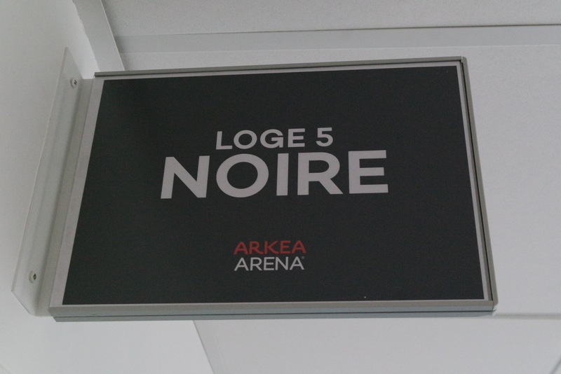 Visite loges Arkea Arena