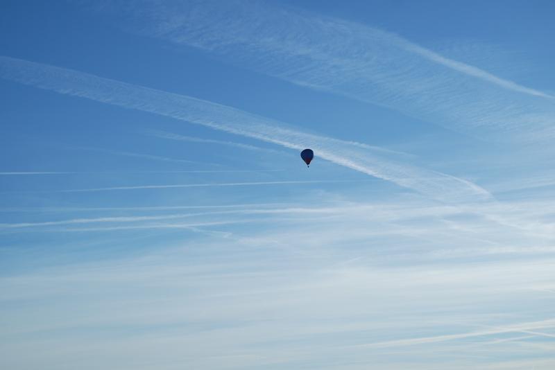 Baptême montgolfière Annonay