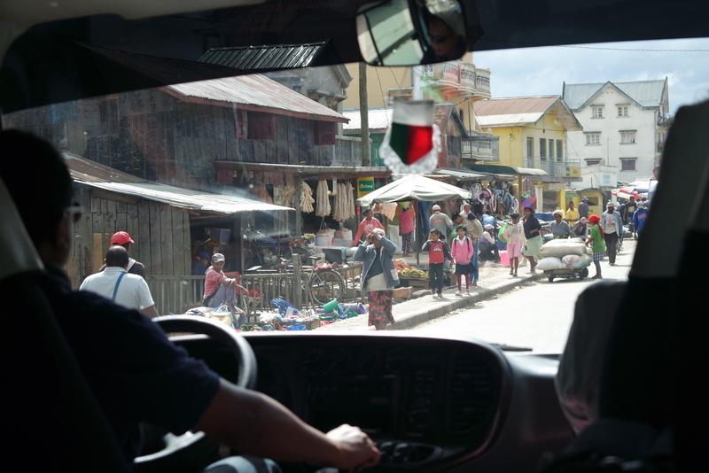 Séjour à Madagascar