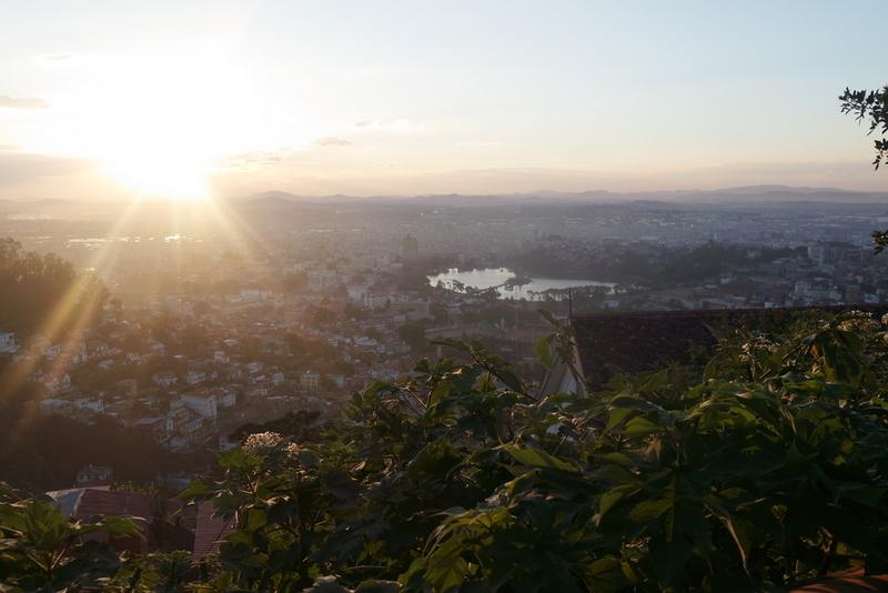 Vue Antananarivo